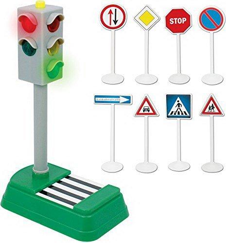 CL Verkehrsampel mit Licht+VZ, 1 Stück