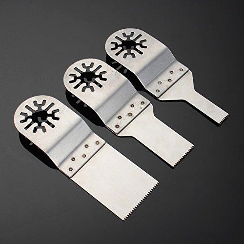 ChaRLes 10/20/30 Mm Ss E-Cut Standard Sägeblatt Oszillierende Multitool Für Multifunktionswerkzeug Oszillierende Werkzeuge - 20mm