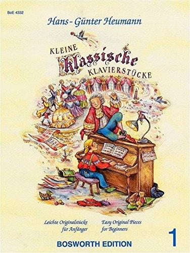 Kleine Klassische Klavierstücke Band 1: Sammelband für Klavier