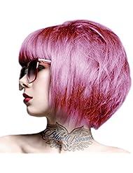 crazy color coloration pour cheveux semi permanente 100ml rose guimauve - Coloration Rose Permanente