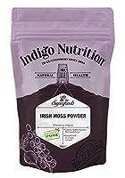 La mousse d'Irlande d'Indigo Herbs est une algue rouge séchée, nutritionnellement dense et broyée en une fine poudre. Il est exceptionnellement riche en iode et contient une richesse de vitamines et de minéraux et est généralement utilisé comme agent...