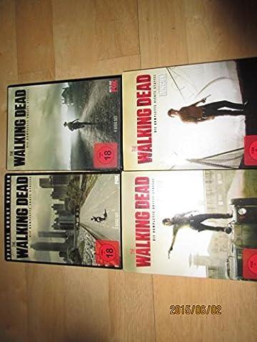 The Walking Dead - Staffel 1-4 uncut (16 DVDs) (Staffel 4 Walking Dead)
