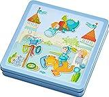 Haba 301949 Magnetspiel-Box Drachenritter, Kleinkindspielzeug