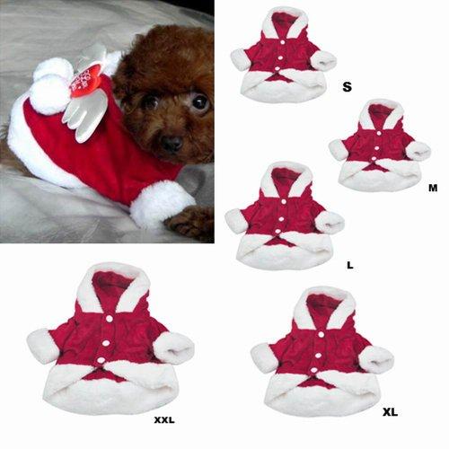 Lovely Red Weihnachten Angel Wing Santa Anzug
