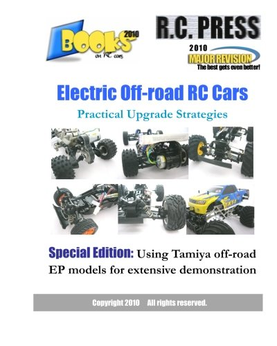 Electric Off-Road RC Cars: Practical Upgrade Strategies: Using Tamiya Off-road Ep Models for Extensive Demonstration