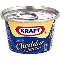 ‏‪Kraft Cheddar Can, 50 gm‬‏