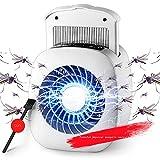 Pinjeer La luce UV dell'uccisore della luce UV della trappola della luce silenziosa della trappola della lampada dell'uccisore della zanzara del fotocatalizzatore USB ha condotto la luce per la casa