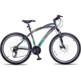 #4: Hero Sprint Icon 26T 21 Speed Junior Cycle (Grey)