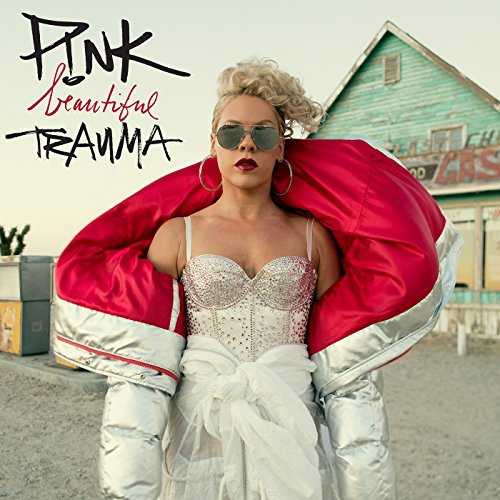 MP3-Cover 'Beautiful Trauma' von P!nk