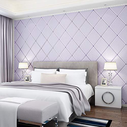 HOP Tapete, Wohnzimmer Film 3D dreidimensionale Tapeten Moderne einfache Vlies Schlafzimmer TV Hintergrund Tapeten (Farbe : 1) ()