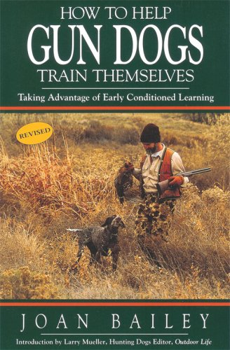 How to Help Gun Dogs Train Themselves