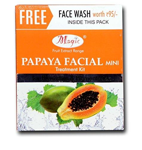 Nature's Essence Face Packs Nature's Essence Papaya Facial Kit