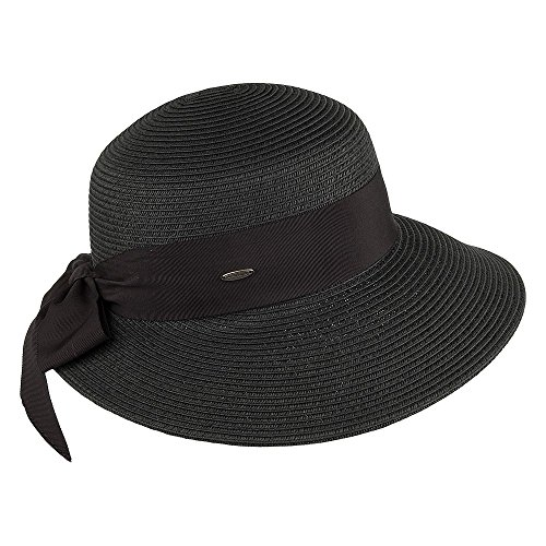scala-hats-straw-sun-hat-with-grosgrain-bow-black-1-size