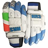 HRS Test Light Weight Right Hand Batting Gloves For Professionals, Men's
