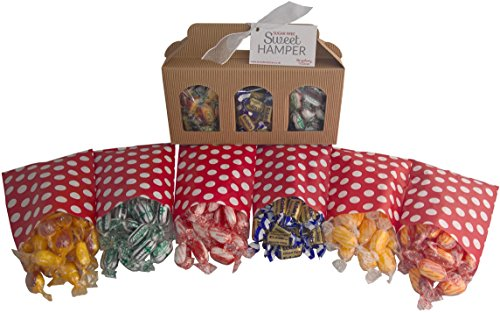 Sugar Free Sweetie Hamper Box - Diabetic Sweets, Gift for Christmas, Easter, Valentine's, Mother's & Father's Day, Birthday etc
