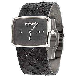 Roberto Cavalli Reloj serpiente negro