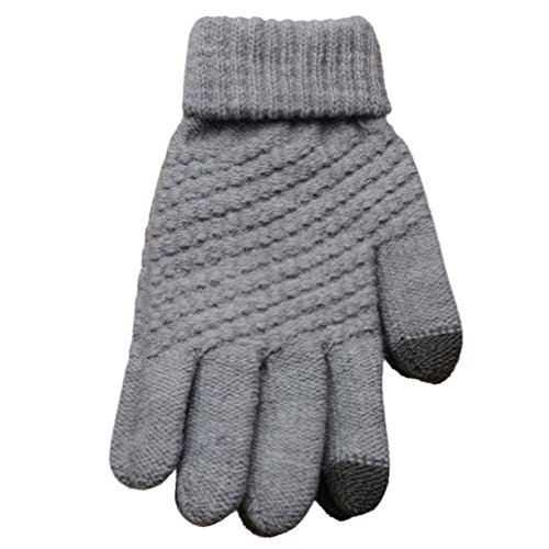 K-youth® Unisex Invierno Guantes Táctiles Guantes