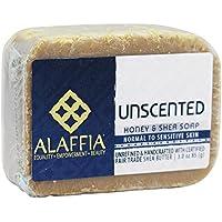 Alaffia - Sapone di barra delicato supplementare del corpo del