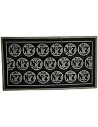 Officially Licensed Jack Daniel's NO.7 Rectangle Belt Buckle comes in one of my Presentation Boxes. (7670)