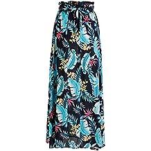 Rcool Falda Corta Faldas Faldas Mujer Invierno Faldas largas Falda Flamenca Mujer,Falda Larga con