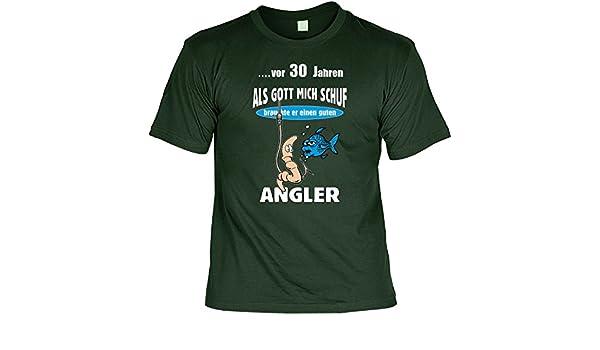 Geschenk Angler 30 Geburtstag Vor 30 Jahren Einen Guten Angler