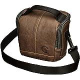 Golla Mirrorless Cam Bag S - ELIOT - Braun G1362 Tasche für Kamera