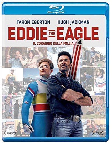 Eddie the Eagle [Blu-ray + Digital HD] [Import italien]