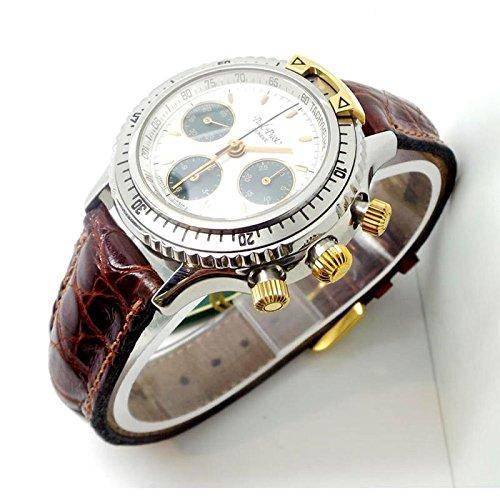 reloj-paul-picot-hombre-005090-mecanico-acero-quandrante-blanco-correa-piel
