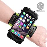 Best Accessory Power Running Armband For Samsung Galaxy S6 S6 Edges - Universal Sweat Resistant Sports Armband for iPhone 7 Review