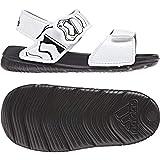 adidas Star Wars altaswim i-Ciabatte, Bambino, Nero, (negbás/negbás/Ftwbla)