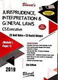 Jurisprudence, Interpretation & General laws for CS Executives(New syllabus)