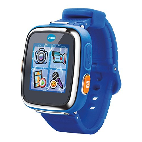 VTech - Smart Watch DX, reloj interactivo, color azul (3480-171622)