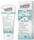 lavera Basis Sensitiv Crème Hydratante • Jojoba bio & Aloe Vera • Vegan • Cosmétiques naturels • Ingrédients végétaux bio • 100% naturel 50 ml