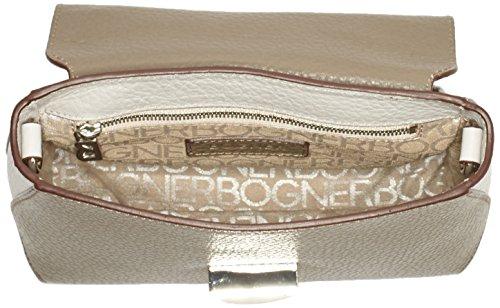 Bogner New Amy, sac à main Mehrfarbig (jade/morel/pearl)