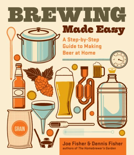 Brewing Made Easy, 2nd Edition: A Step-by-Step Guide to Making Beer at Home (English Edition) - Malt Crystal