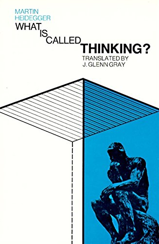 What Is Called Thinking? (Religious Perspectives)