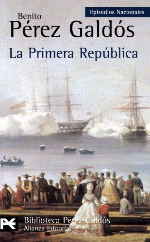 La Primera República descarga pdf epub mobi fb2