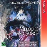 Ruggero Leoncavallo Opera & Vocal Music