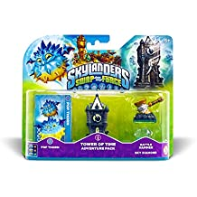 Skylanders Swap Force - Adventure Pack (Pop Thorn, Tower, Diamonds, Hammer)