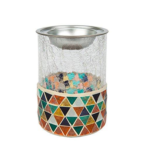 Yankee Candle Corsica Mosaic Wax Burner