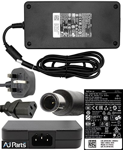 Dell Alienware M17x R3, Laptop AC Adapter, Power Supply for sale  Delivered anywhere in Ireland