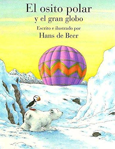 El Osito Polar y el Gran Globo (Little Polar Bear)