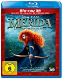 Disney's - Merida - Legende der (3D Vers.) [Blu-ray]