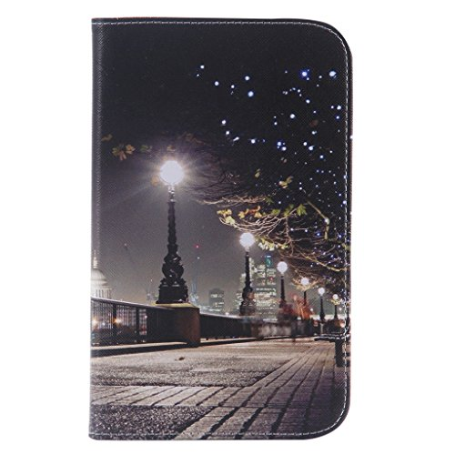 Samsung Galaxy Tab 3 7.0 SM-T210 Case,idatog(TM) Magnetic Flip Book Style Cover Case ,High Quality Classic Colorful Cool Pattern Design Premium PU Leather Folding Pad Case With Stand Function Folio Protective Holder Perfect Fit For Samsung Galaxy Tab 3 7.0 SM-T210 Test