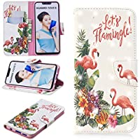 Yobby FlipCase Brieftasche Hülle für Huawei P Smart Plus, Huawei Nova 3i Slim PU Leder Handyhülle 3D Bunt Muster... preisvergleich bei billige-tabletten.eu