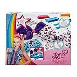 Nickelodeon Jojo Siwa – Make Your Own Jojo Bows – Haarschmuck-Set Zum Gestalten von zauberhaften Haarschleifen