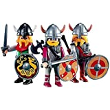 playmobil 3137 les vikings superset vikings tr sor jeux et jouets. Black Bedroom Furniture Sets. Home Design Ideas