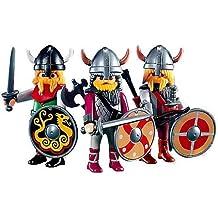 Playmobil 7677 3 Brave Vikings