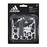 2017 Adidas Golf ThinTech® EXP Cleat 20 Pins Pack Golf Shoe Spikes + FREE Wrench White