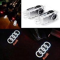 ZYDTrip 2 X Autotür Logo Türbeleuchtung Einstiegsleuchte Projektion Licht